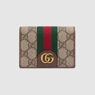Gucci (グッチ) - 三匹の子ぶた&GG カードケース(コイン&紙幣入れつき)