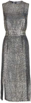 Akris Metallic Dress