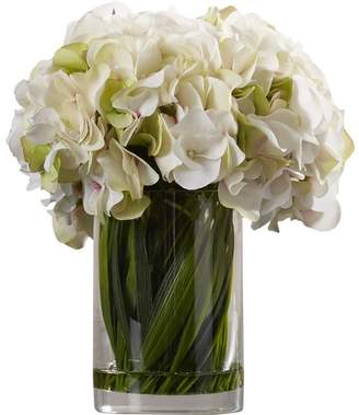 Co Darby Home Collingwood Hydrangea Acrylic Water Vase