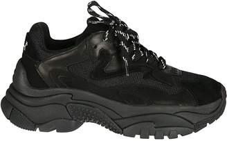 Ash Lace-up Platform Sneakers