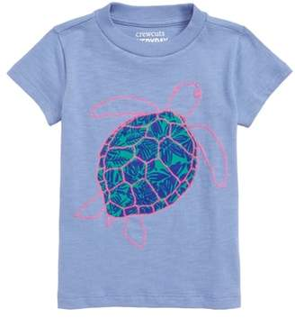 J.Crew crewcuts by Sea Turtle Tee