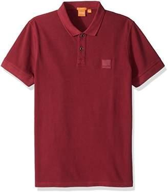 HUGO BOSS BOSS Orange Men's Pascha Short Sleeved Polo