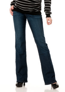 Motherhood Long Secret Fit Belly® Super Stretch Boot Cut Maternity Jeans
