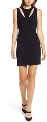 Bailey 44 Deuce Ponte Body-Con Dress