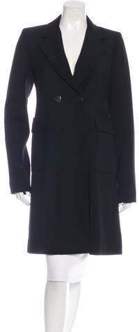 Balenciaga  Balenciaga Double-Breasted Wool Coat