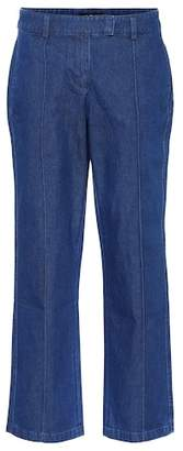 A.P.C. Cooper mid-rise straight jeans