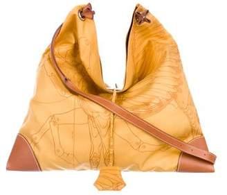 Hermes Le Pegase Silky City Bag