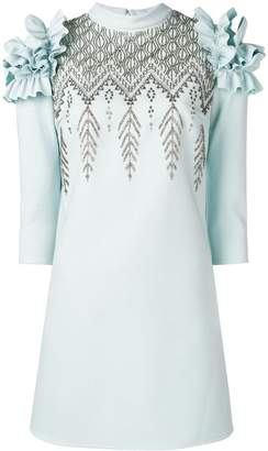 Elisabetta Franchi sequin party dress