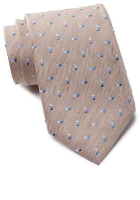 Vince Camuto Lavaro Print Silk Tie