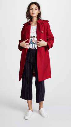 Marc Jacobs Shrunken Trench Coat