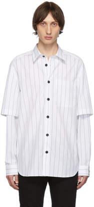 Diesel White S-Alek Shirt