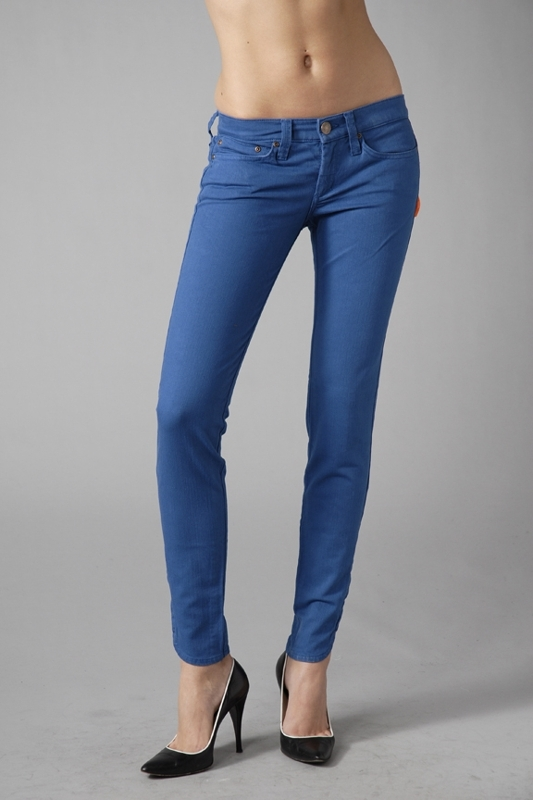 Dittos Skinny Suzie Jeans in Vintage Blue
