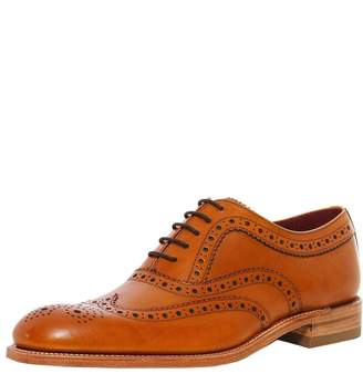 Loake 1880 Men's Calf Leather Fearnley Brogues