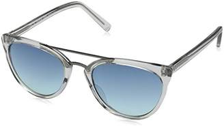 Halston H Womens Women's HH 616 Wayfarer Fashion Designer UV Protection Sunglasses