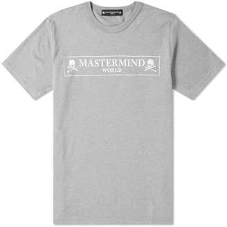 Mastermind World MASTERMIND WORLD Box Logo Tee
