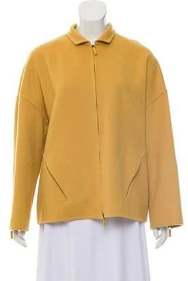 Agnona Cashmere Casual Jacket