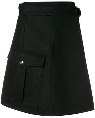 Barena A-line skirt