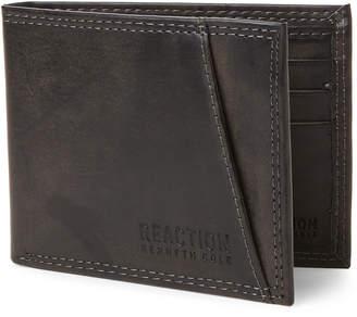 Kenneth Cole Reaction Kevin Slim Bi-Fold Wallet
