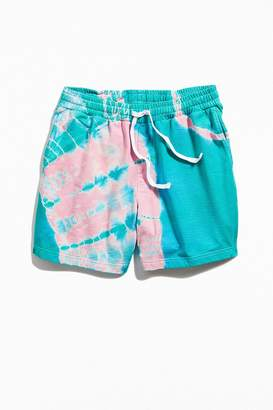 Urban Outfitters Tie-Dye Knit Lucien Short