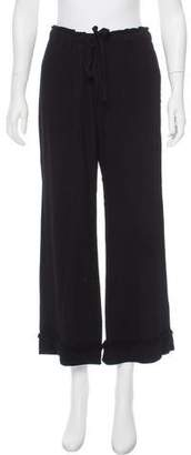 Raquel Allegra High-Rise Wide-Leg Pants w/ Tags