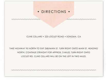 Linen Stitch Directions Cards