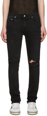 April77 Black Joey Jeans $175 thestylecure.com