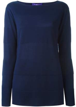 Ralph Lauren cashmere boat neck sweater