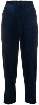 Barena cropped corduroy trousers