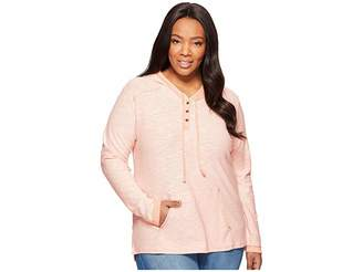 Columbia Plus Size Easygoing Hoodie Women's Sweatshirt