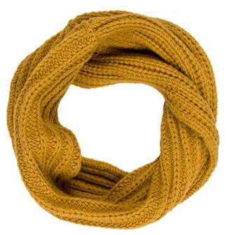 Theory Cable Knit Infinity Scarf