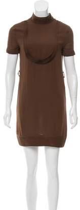 DSQUARED2 Silk Mini Dress