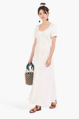 STAUD Tango Dress | White