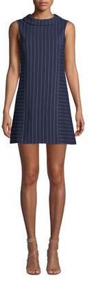 Alice + Olivia Corine Sleeveless Shift Dress