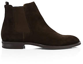 HUGO BOSS Men's Coventry Suede Chukka Boots