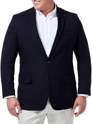 Haggar JM In Motion Tailored Fit Blazer - Big & Tall