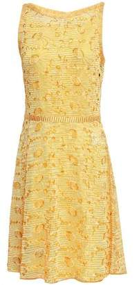 Missoni Broderie Anglaise Crochet-knit Dress