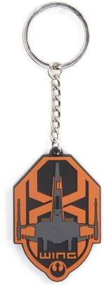Star Wars Keyring Keychain The Force Awakens X Wing Keychain new Official rubber