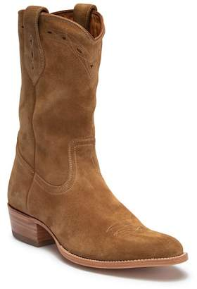 Frye Flynn Pull-On Western Boot