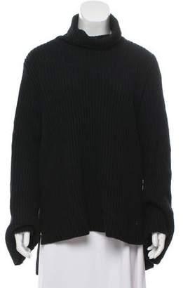 Rachel Zoe Wool & Cashmere-Blend Turtleneck Sweater