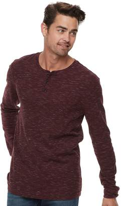 Marc Anthony Men's Regular-Fit Waffle-Weave Henley