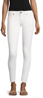 True Religion Casey Low Rise Super Skinny Jeans $159 thestylecure.com
