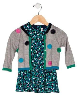 Catimini Girls' Two-Piece Set w/ Tags grey Girls' Two-Piece Set w/ Tags