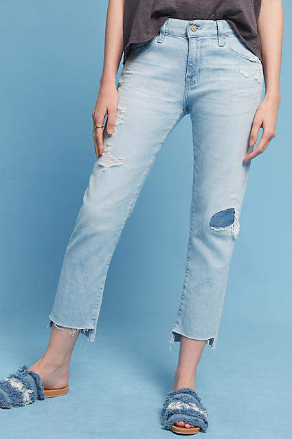 AG Jeans AG Ex-Boyfriend Mid-Rise Relaxed Jeans