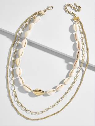 BaubleBar Rhodes Layered Necklace
