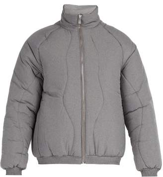 Cottweiler Erosion Technical Padded Jacket - Mens - Grey
