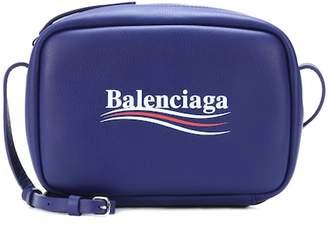 Balenciaga Everyday leather crossbody bag