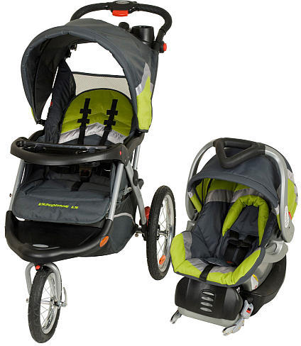 Baby Trend Expedition ELX Travel System Stroller - Everglade