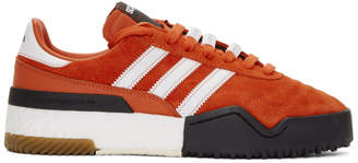 adidas by Alexander Wang Orange AW BBall Soccer Boost Sneakers