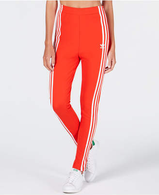 adidas High-Waist Track Pants