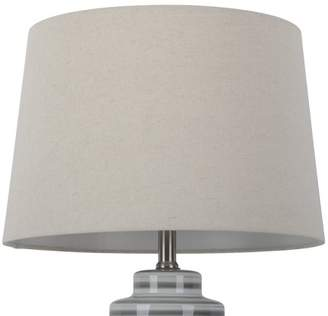 Threshold Replacement Large Natural Linen Lamp Shade